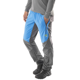 Karpos Rock Pants Men grey/blue
